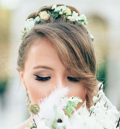 Услуги свадебного макияжа в Минске