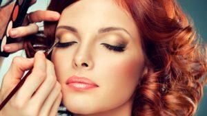 Услуги макияжа для фотосессии в Минске